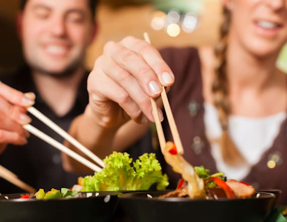 You've been using your chopsticks all wrong