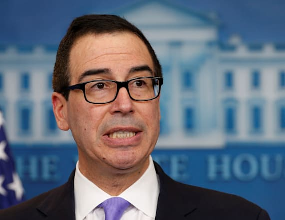 Dems seek probe over Mnuchin's 'Lego Batman' plug