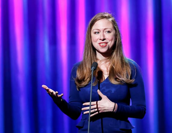 Chelsea Clinton jabs Trump over Sweden remark