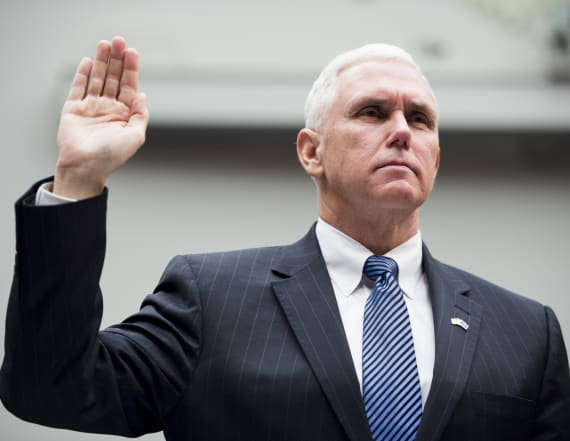 Pence will take his oath using Reagan family Bible