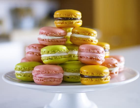 Best Bites: Beautiful French macarons