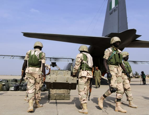 Nigeria mistakenly strikes refugee camp, killing 50