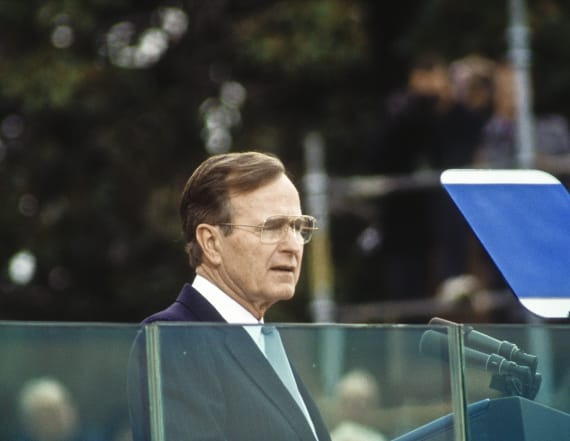 George H. W. Bush's first inauguration speech