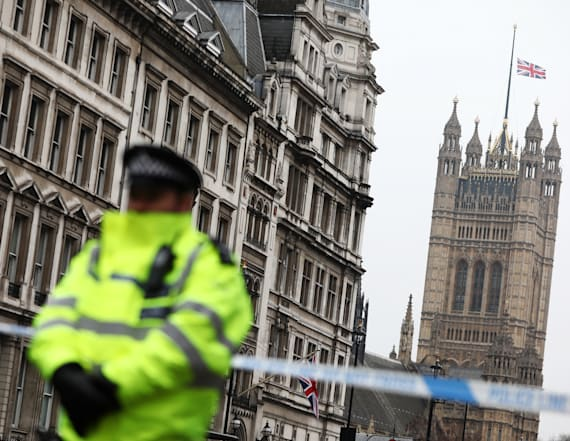 ISIS claims responsibility for UK Parliament attack