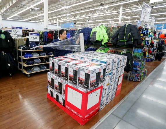 Retailer's online sales surge unexpectedly