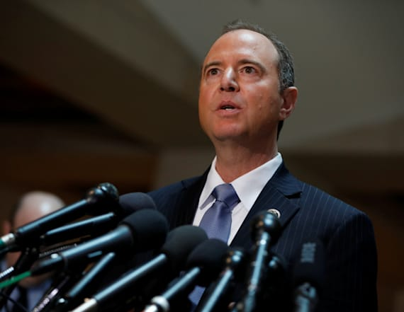 Schiff: Nunes should step aside from Russia probe