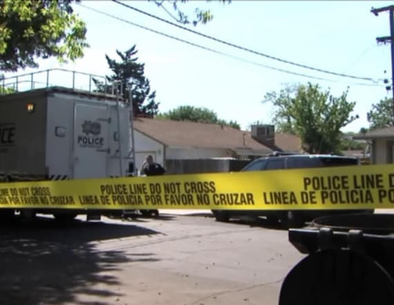 Half naked woman found dead in Modesto alleyway