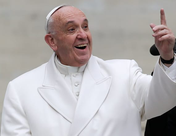Pope: Atheists better than 'hypocritical' Catholics