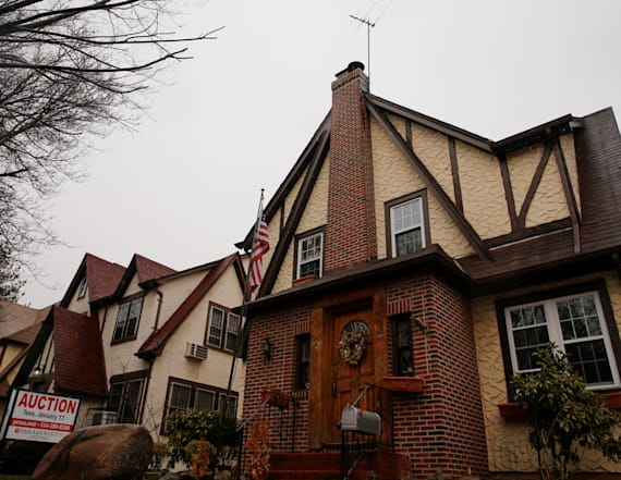 Trump's childhood home was just sold
