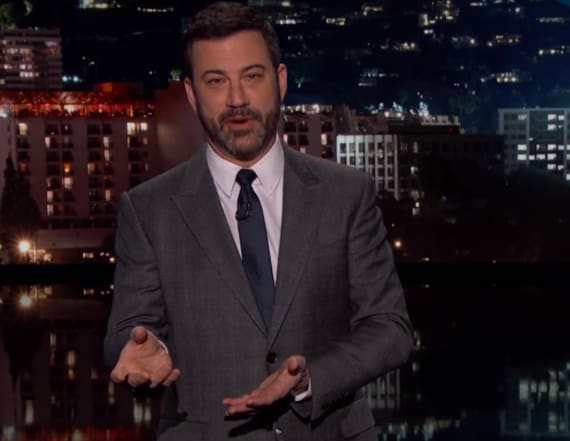 Jimmy Kimmel: Here's what really happened at Oscars