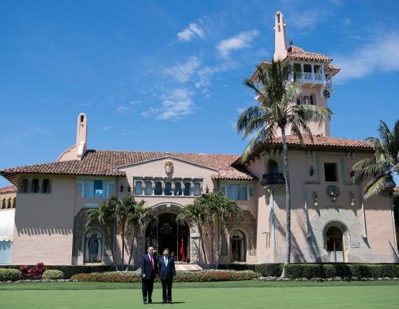 Trump spent a quarter of first term at Mar-a-Lago