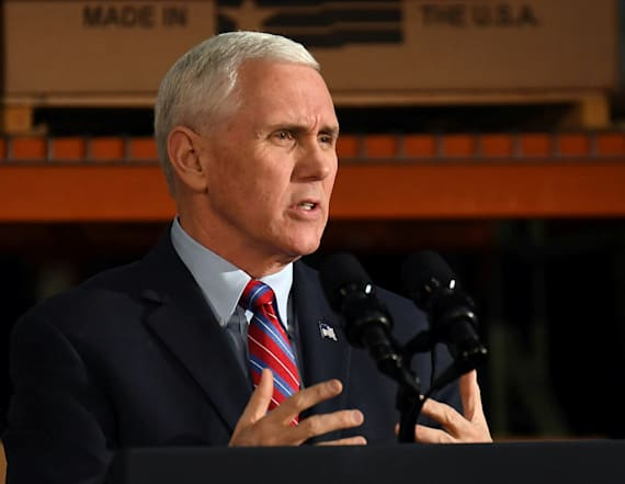 Pence: America 'suffers' every day with Obamacare