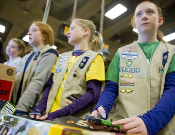 Girl Scouts defend decision to march in inauguration