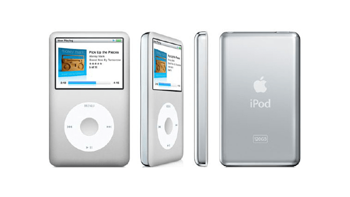iPod classicが販売終了。2001年の初代から続くホイール付きiPodに幕 ...