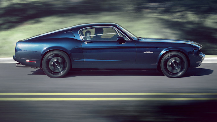 equus bass 770 is a restomod mustang with zr1 power w video. Black Bedroom Furniture Sets. Home Design Ideas