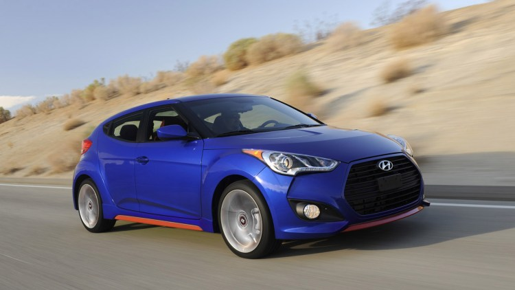 2014 hyundai veloster turbo gets stripped down lower cost r spec model. Black Bedroom Furniture Sets. Home Design Ideas