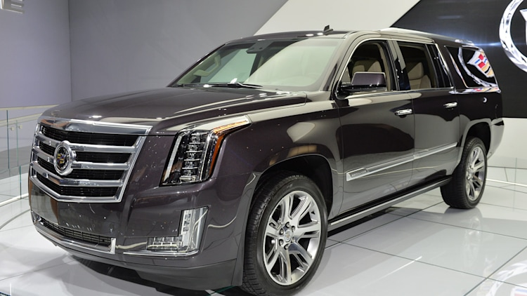 2015 cadillac escalade on sale in april priced at 71 695. Black Bedroom Furniture Sets. Home Design Ideas