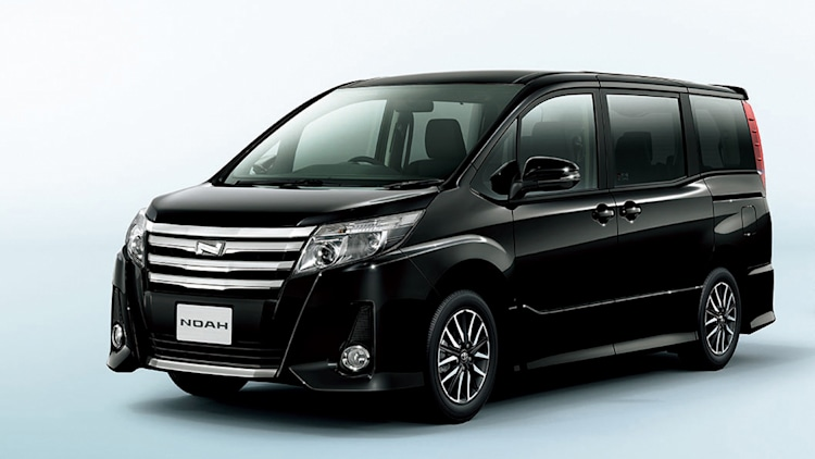 Toyota Certified Pre Owned >> 2015 Toyota Noah Photo Gallery - Autoblog
