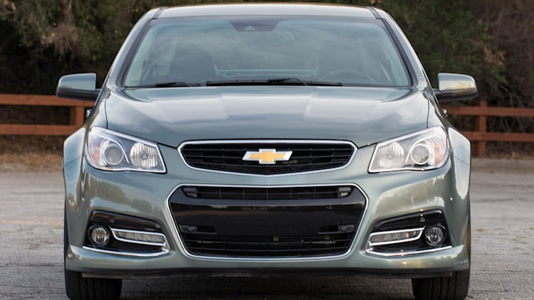 2015 chevrolet ss getting manual transmission magnetic ride suspension. Black Bedroom Furniture Sets. Home Design Ideas