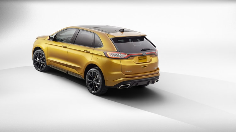 final 2015 ford edge performance and fuel economy data released. Black Bedroom Furniture Sets. Home Design Ideas