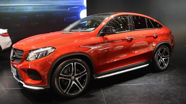 2016 mercedes benz gle450 amg sport coupe detroit 2015 photo gallery autoblog. Black Bedroom Furniture Sets. Home Design Ideas