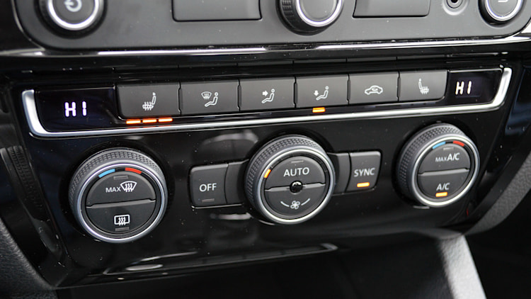 Retrofitting climatronic on Tiguan - Modifications & 'How to