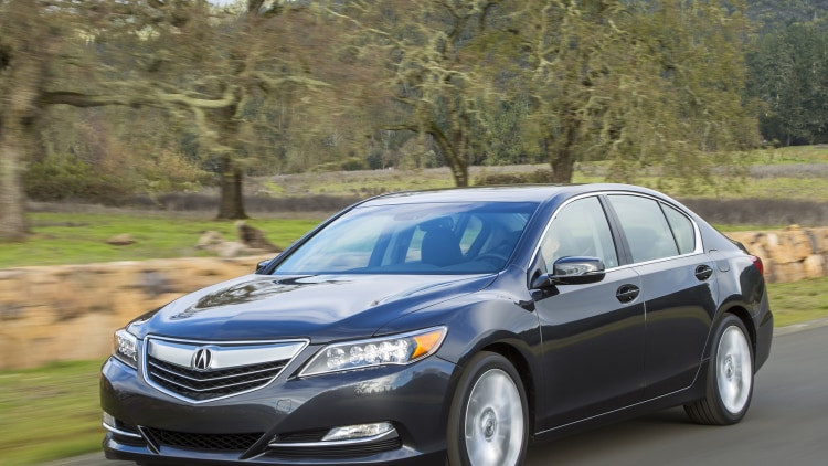acura rlx gets chassis upgrades acurawatch for 2016. Black Bedroom Furniture Sets. Home Design Ideas