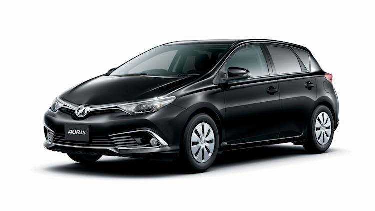 2016 toyota auris jdm photo gallery autoblog. Black Bedroom Furniture Sets. Home Design Ideas