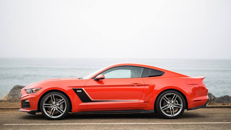 2015 roush stage 3 mustang has 670 hp. Black Bedroom Furniture Sets. Home Design Ideas