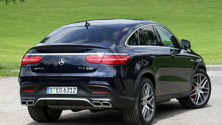 2016 mercedes benz gle coupe first drive photo gallery. Black Bedroom Furniture Sets. Home Design Ideas