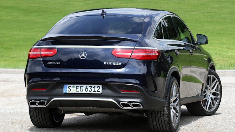2016 mercedes benz gle coupe first drive photo gallery autoblog. Black Bedroom Furniture Sets. Home Design Ideas