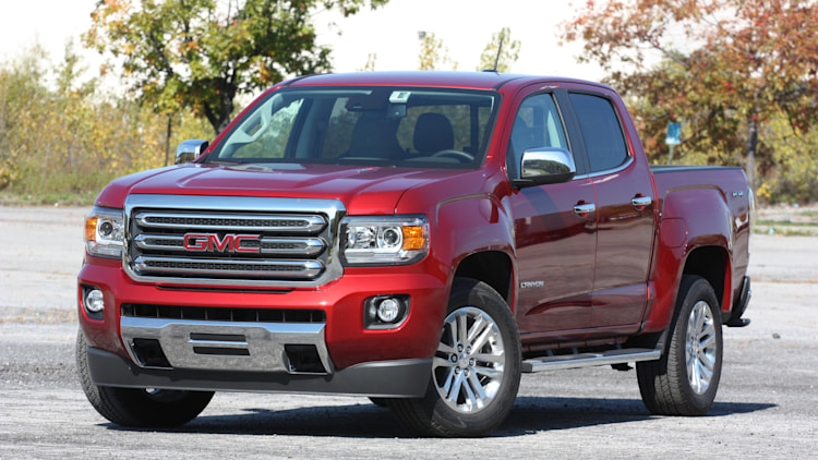 2016 gmc canyon diesel quick spin photo gallery autoblog. Black Bedroom Furniture Sets. Home Design Ideas