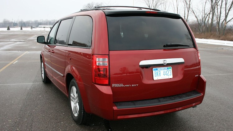 review 2008 dodge grand caravan sxt photo gallery autoblog. Black Bedroom Furniture Sets. Home Design Ideas