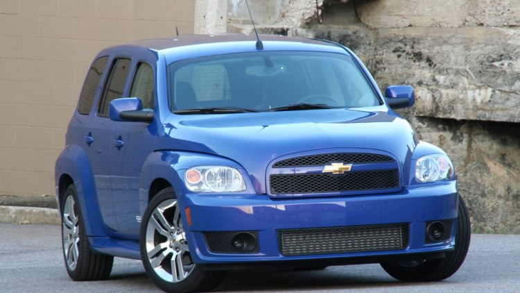 Review 2008 Chevy Hhr Ss Photo Gallery Autoblog
