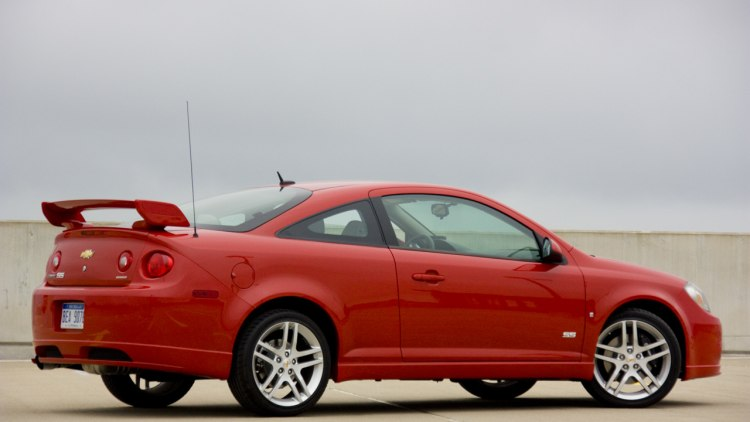 review 2009 chevy cobalt ss turbo photo gallery autoblog. Black Bedroom Furniture Sets. Home Design Ideas