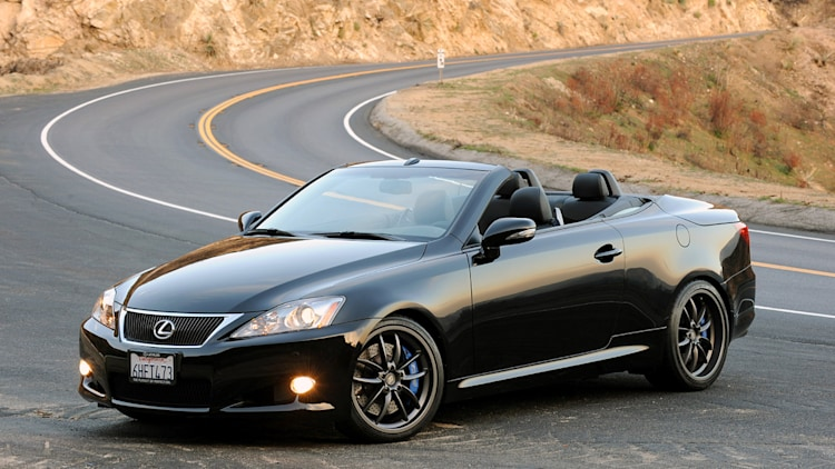Certified Pre Owned Lexus >> Review: 2010 Lexus IS 350C F-Sport Photo Gallery - Autoblog