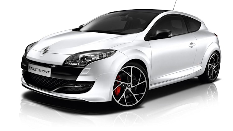 renault megane rs 250 monaco grand prix limited edition gilds the lily. Black Bedroom Furniture Sets. Home Design Ideas