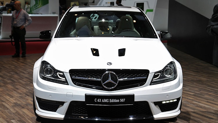 2014 mercedes benz c63 amg edition 507 still lights our fire. Black Bedroom Furniture Sets. Home Design Ideas