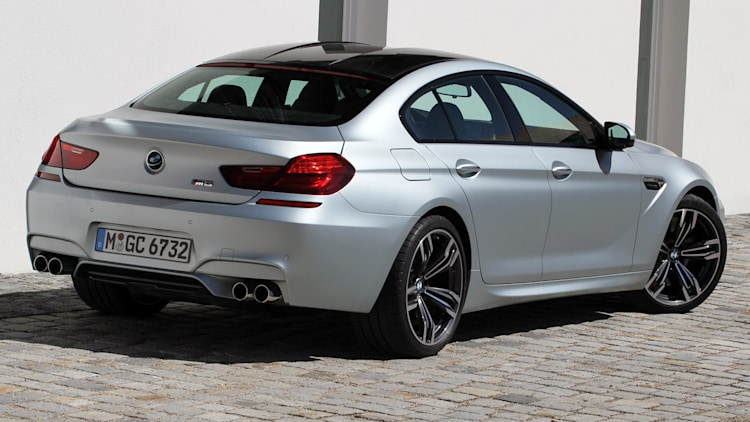 2014 bmw m6 gran coupe first drive. Black Bedroom Furniture Sets. Home Design Ideas