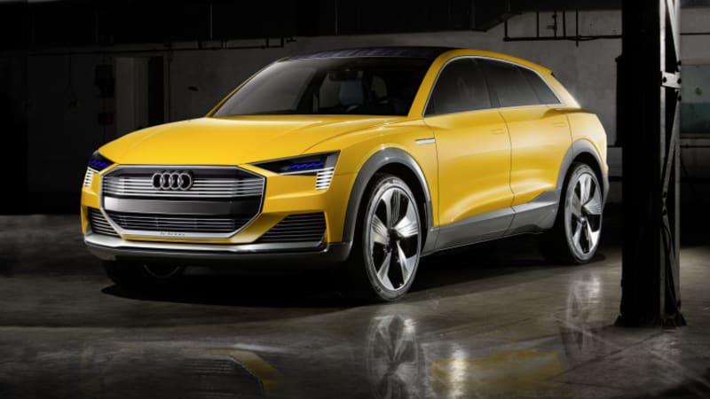 Despite EV push, Audi will lead hydrogen for VW Group