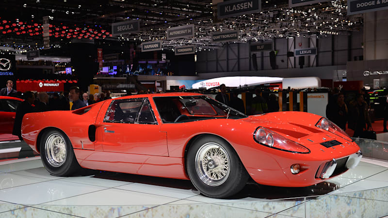Car Insurance Quotes >> 1969 Ford GT40 Mk III found roaming the halls in Geneva ...