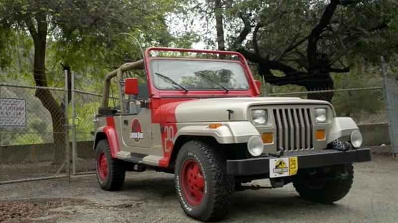 jurassic park made a big impact on these jeep drivers autoblog. Black Bedroom Furniture Sets. Home Design Ideas