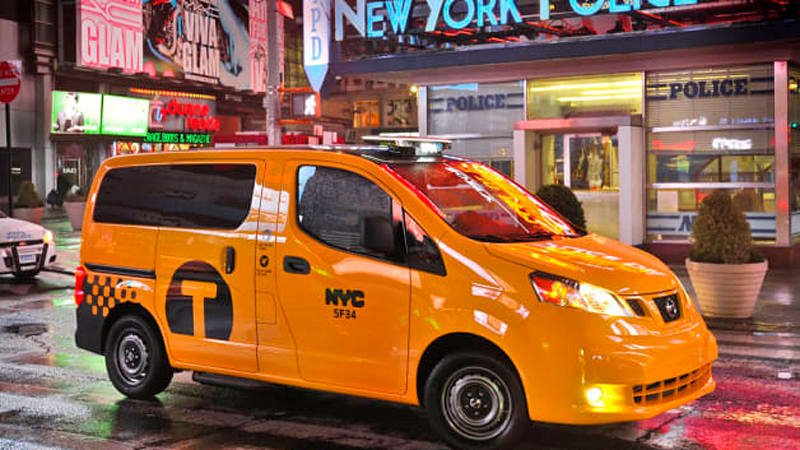 How Nissan's NYC Taxi of Tomorrow has turned into a nightmare