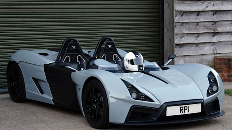 280-bhp Elemental RP1 revealed, now with bike-engine option