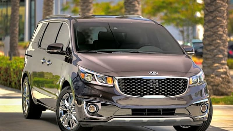 Minivan market not what it used to be, but margins make up for it