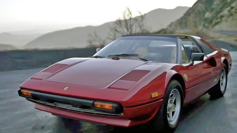 This Is What It's Like To Drive Magnum PI's Ferrari 308