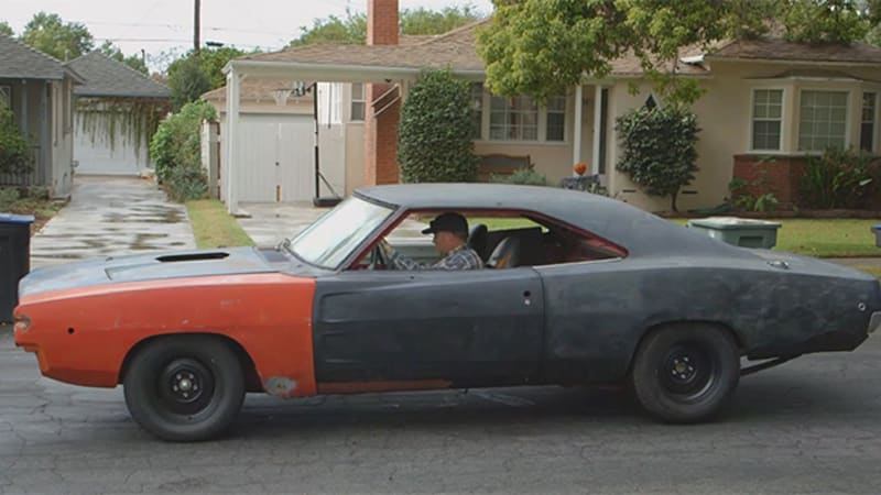 Roadkill Builds Crazy Cheap 1968 Dodge Charger Rat Rod