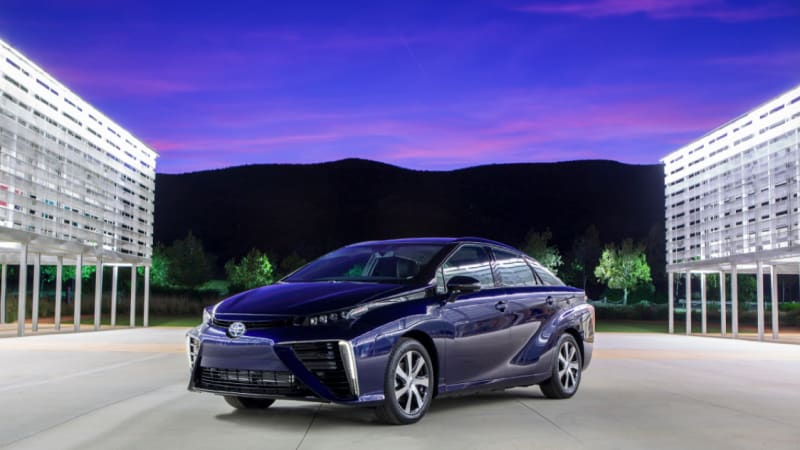 Weak hydrogen infrastructure delays Toyota Mirai sales