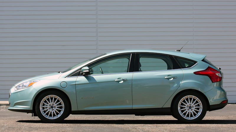Next Ford Focus Electric will stick with 100-mile range