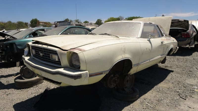 Junkyard Gem: The Mustang nobody wants to talk about